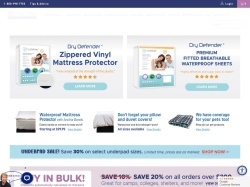 Protective Bedding Promo Codes 2018