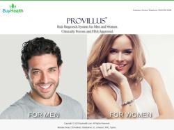 Provillus Hair Regrowth System - Rev Share screenshot