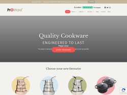 Proware-kitchen.co.uk coupon codes December 2017