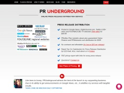 PRunderground.com adds press release distribution to 120+ FOX, ABC, CBS, NBC, Telemundo, and CW TV and radio websites