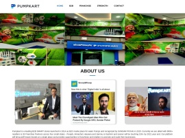Online store Pumpkart