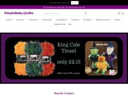 Purplelindacrafts.co.uk coupon codes June 2019
