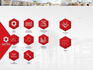 Screenshot for qattro.com.au