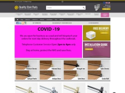 Quality Stair Rods