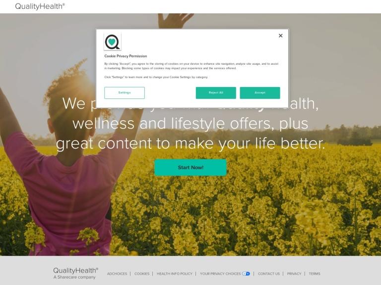 Quality Health screenshot