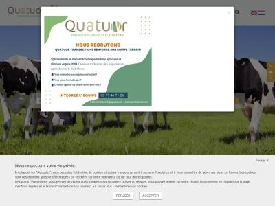Vente d'Exploitations Agricoles