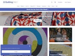 Quilt and Sew Shop screenshot
