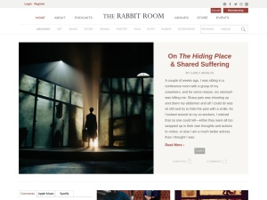 http://www.rabbitroom.com/