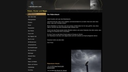 www.rabenbaum.com Vorschau, Raben, Runen und Magie