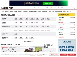 Racingpost coupon codes August 2019