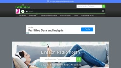 www.radio.de Vorschau, Radio.de GmbH