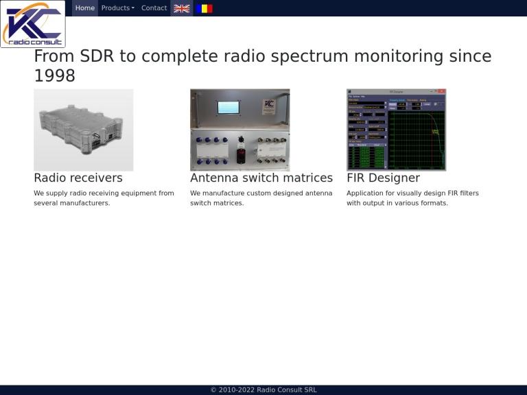 Radio Consult Coupon Codes screenshot
