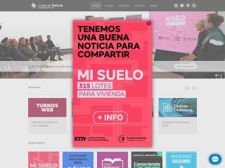 Captura de pantalla para rafaela.gov.ar