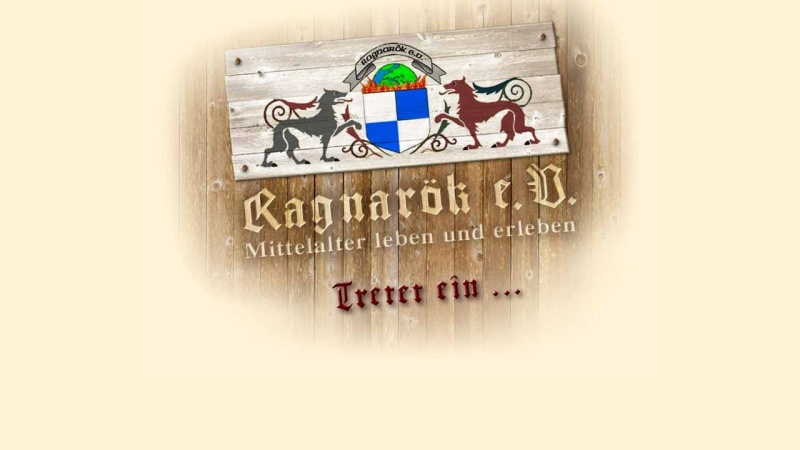 www.ragnaroek-ev.de Vorschau, Ragnarök e.V.