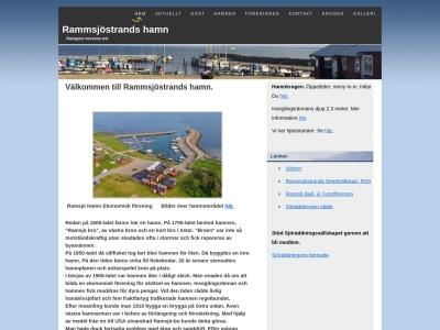 www.rammsjostrandshamn.se