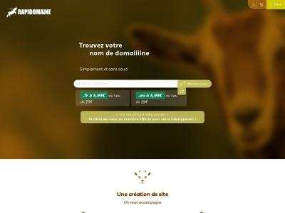 Rapidomaine.fr