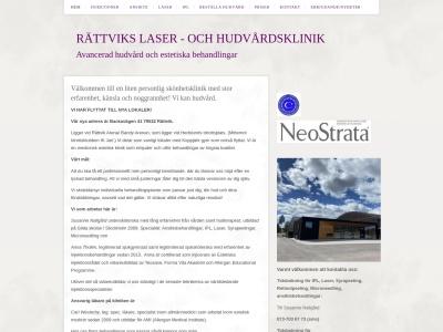 www.rattvikslaserochhudvardsklinik.se