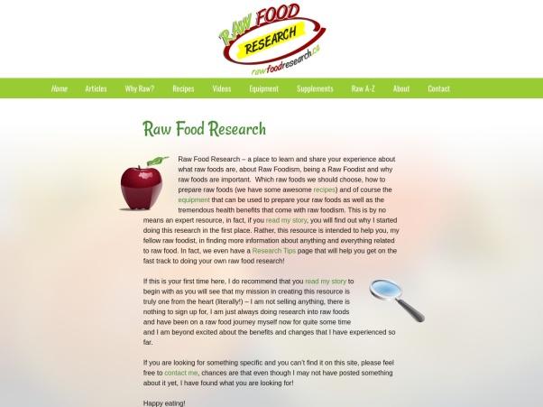 http://www.rawfoodresearch.ca/?18