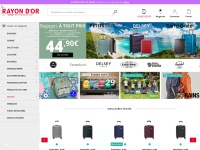 Rayondor-bagages.fr Fast Coupon & Promo Codes
