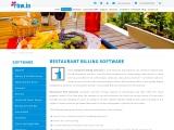 Restaurant POS Software | Restaurant Billing Software | RBW Solutions