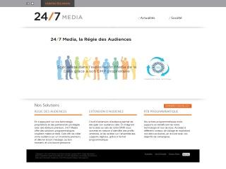 Capture d'écran pour realmedia.fr