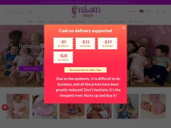 Reborn Shoppe coupon codes