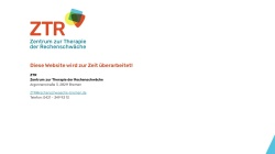 www.rechenschwaeche-bremen.de Vorschau, Zentrum zur Therapie der Rechenschwäche Bremen und Oldenburg