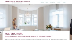 www.rechtsanwalt-muehldorf.de Vorschau, Gebauer, Dr. Haugg & Coll.