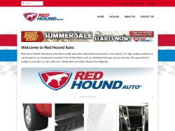 Red Hound Auto screenshot