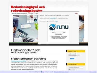 www.redovisningsbyra.n.nu