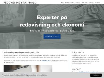 www.redovisningstockholm.biz