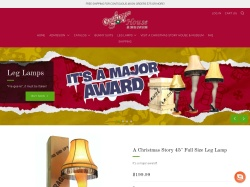All - Leg Lamps - Products