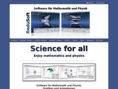Software für Mathematik und Physik