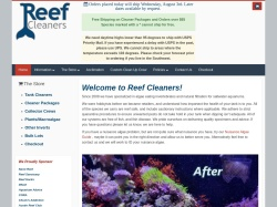 Reef Cleaners coupon codes May 2019