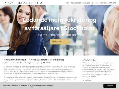 rekryteringstockholm.biz