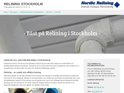 reliningstockholm.biz