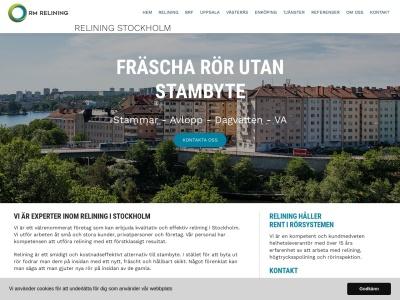 www.reliningstockholm.se