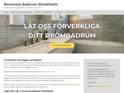 www.renoverabadrumstockholm.com