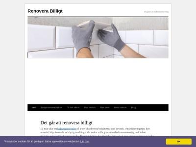 www.renoverabilligt.nu