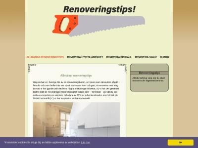 www.renoveringstips.nu