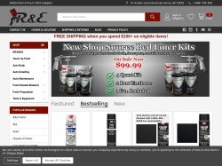 R & E Paint Supply