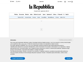 screenshot repubblica.it
