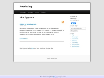 www.resebolag.n.nu