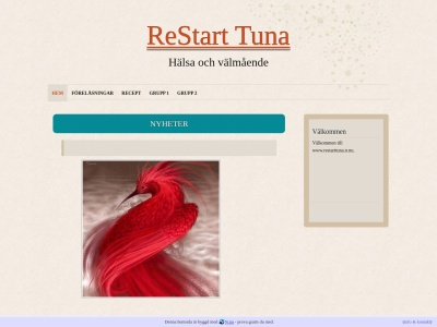 www.restarttuna.n.nu