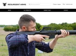 Resurgent Arms Promo Codes 2018