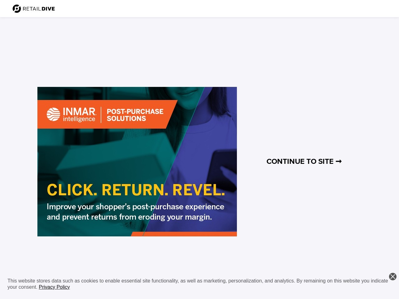 Report: Amazon Prime's 'Style Code' live fashion show canceled