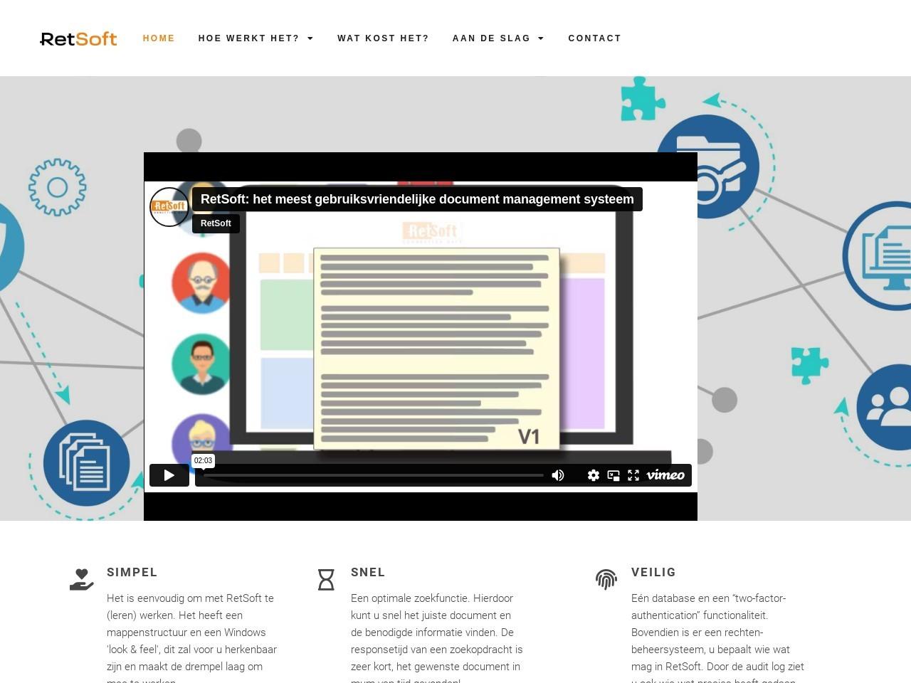 RetSoft Archive Pro
