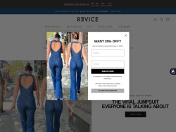 Revice Denim coupon codes February 2019