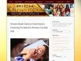 Wrongful Death Claims in Dental Industry Concerning Periodontists Attorneys Can Help With