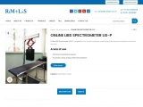 Distributor of online LIBS Spectrometer LIS-P in India